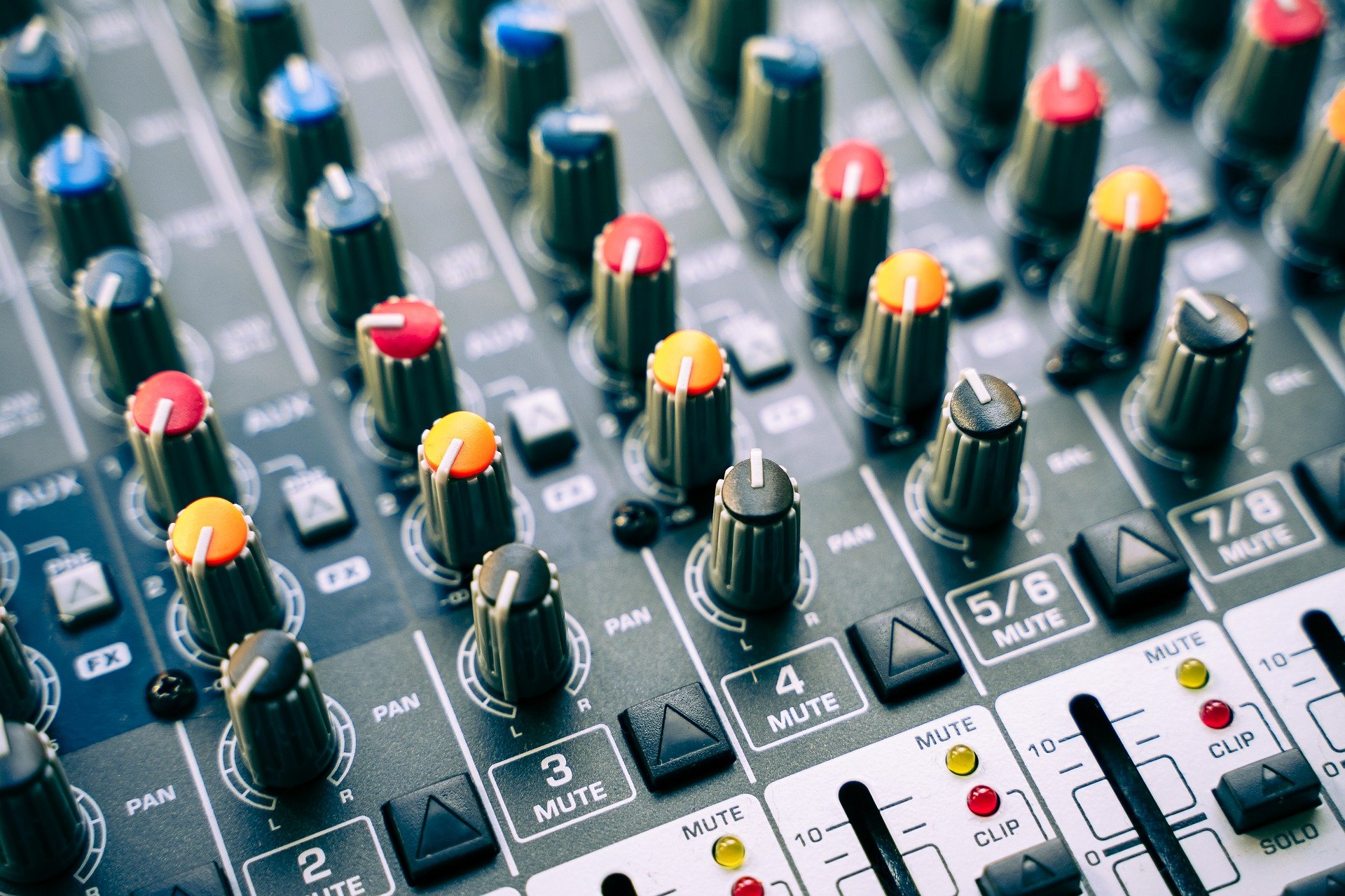 Audio equipment rental