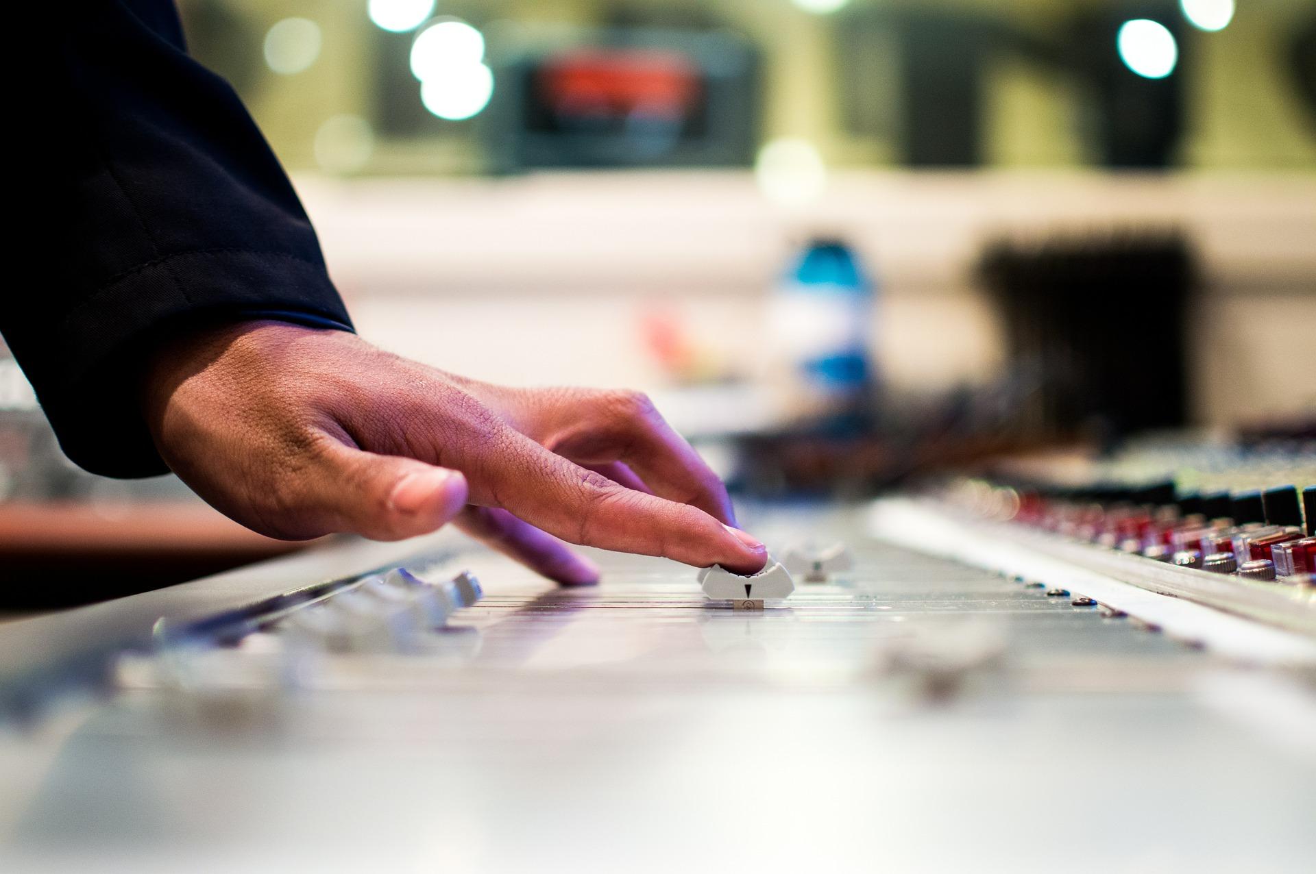 Music studio Switzerland